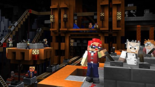 Minecraft - DLC,  Redstone Specialists Skin Pack - Wii U [Digital Code] by Mojang AB (Image #7)