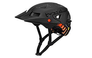 Bolle Trackdown Mips Black Fire 54-58cm 31620 Cycling Helmet