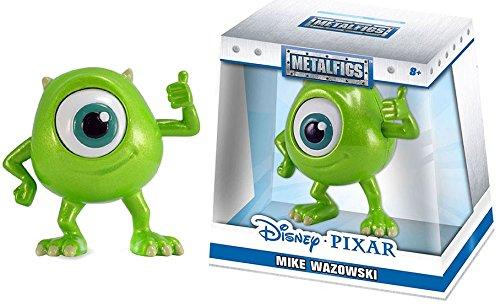Disney Monsters Inc. Metals Diecast Mike Wazowski (D16) 2.5 Inch Figure -