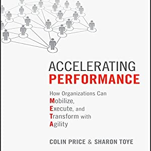 Accelerating Performance Audiobook