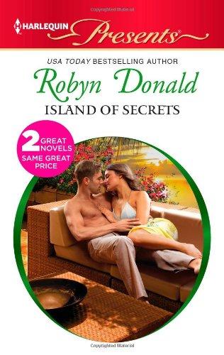 book cover of Island of Secrets / The Billionaire\'s Passion