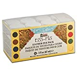 Tandy Leather Eco-Flo Leather Dye Pack 2650-05