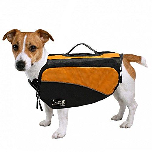 Outward Hound Kyjen  2500 Dog Backpack, Small, ()