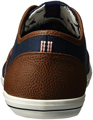 JACK & JONES Jfwspider Herringbone Mix Navy Blazer, Zapatillas para Hombre Azul (Navy Blazer)