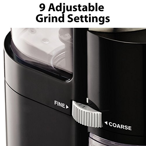 Vacuum Coffee Maker Grind Size : KRUPS GX5000 Professional Electric Coffee Burr Grinder with Grind Size and Cup eBay