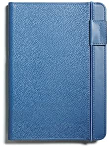 """Kindle Leather Cover, Steel Blue (Fits 6"""" Display, 2nd Generation Kindle)"""