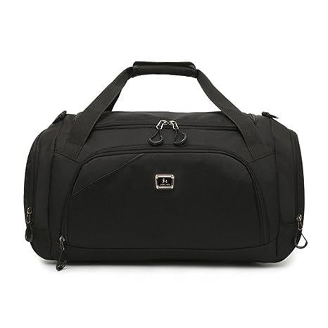 12605e4b35 Waterproof Men Sports Gym Bag Leisure Yoga Fitness Shoulder Bag Women Travel  Handbag Training Duffle Bags