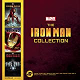The Iron Man Collection: Marvel's Iron Man, Marve'sl Iron Man 2, Marvel's Iron Man 3: Library Edition