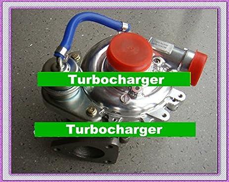 GOWE TURBO for TURBO CT16 17201-OL030 17201 OL030 17201-0L030 Oil cooled Turbine