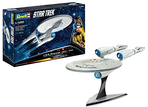 Revell 04882 58.8 cm U.S.S. Enterprise NCC-1701 Model Kit