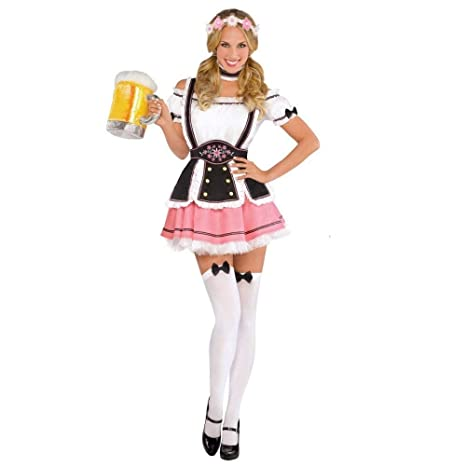 Disfraz de Alemana Oktoberfest para mujeres en varias tallas