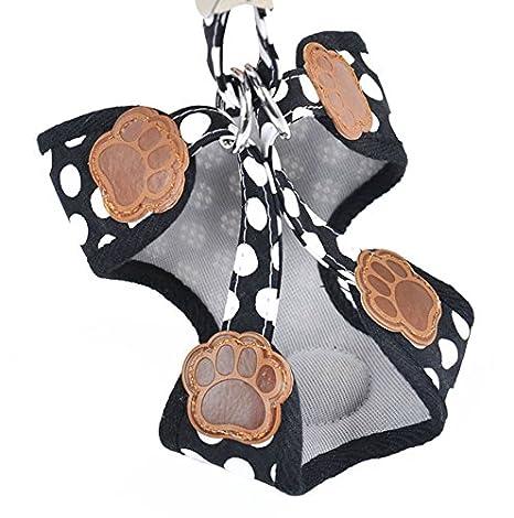 Zebra Dog Harness