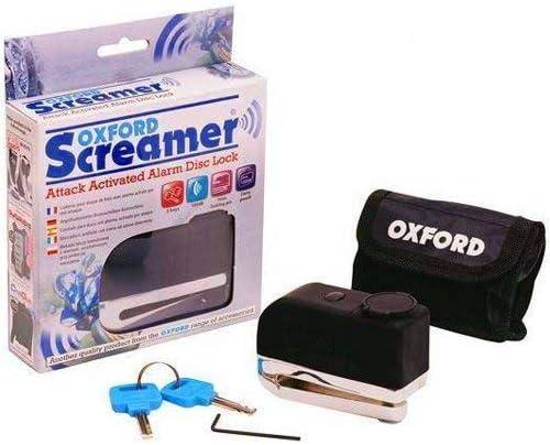 Oxford Screamer Bloque-disque avec alarme