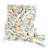 Mellow Mellow Rainbow Bacon Ropes 1000 g in Bag