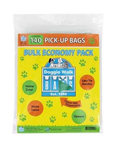 Doggie Walk Bags Economy Doggie Walk Bags, Pack of 105