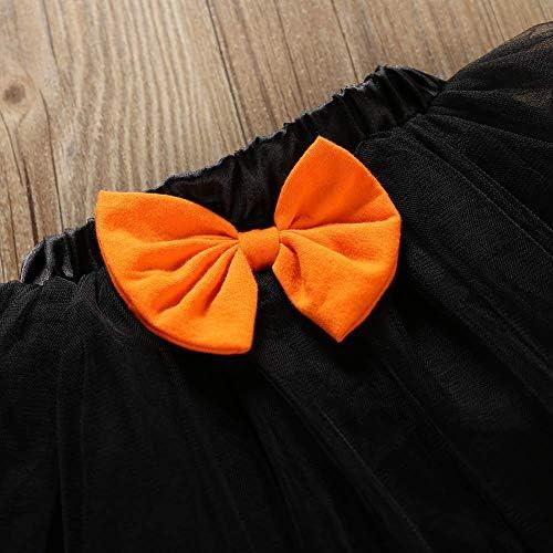 Phnirva 4 Piezas Set Bebé Disfraz Halloween Traje Cosplay Mono ...