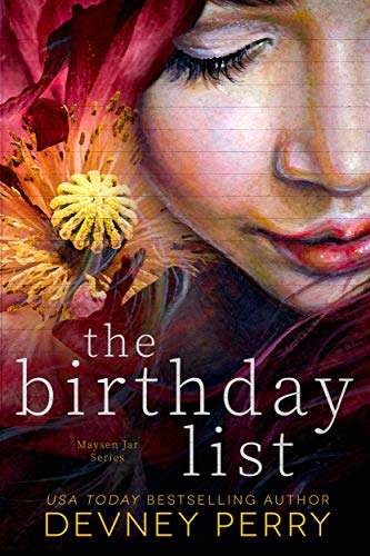 The Birthday List (Maysen Jar Book 1) by [Perry, Devney]
