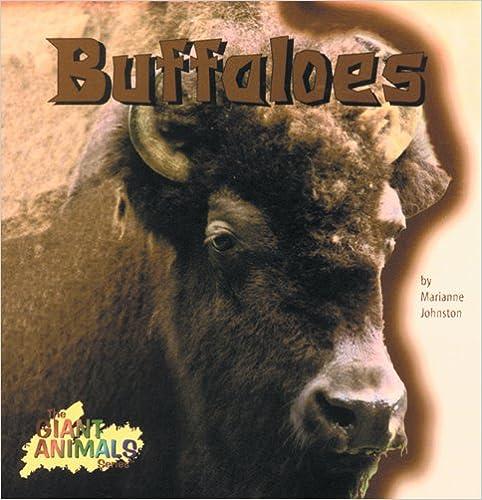 Buffaloes (Giant Animals)