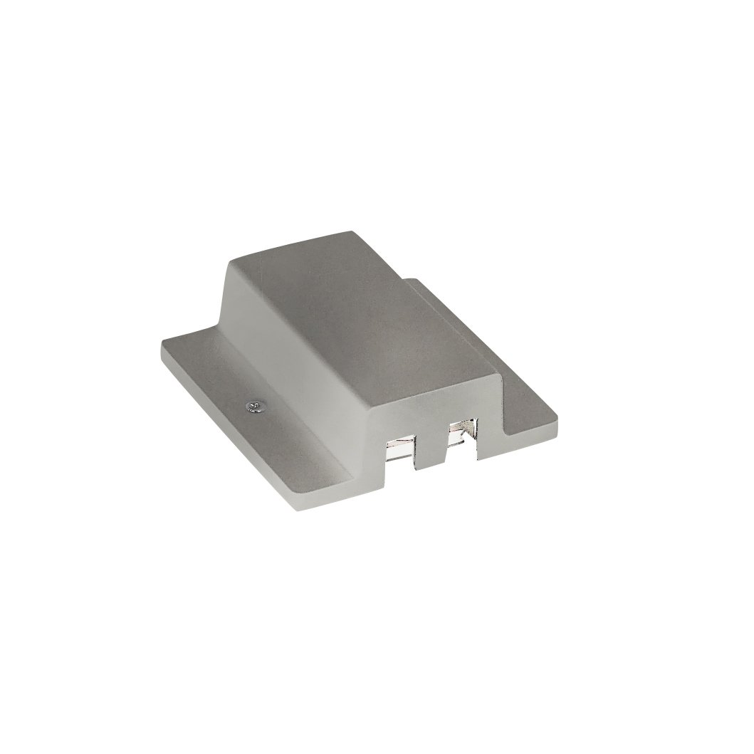 WAC Lighting HFC-BN H Series Floating Canopy Connector, Brushed Nickel