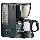 Zojirushi coffee makers ''coffee communication'' stainless black EC-AS60-XB