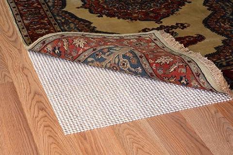 Ultra Stop Non-Slip Indoor Rug Pad, Size: 5' x 8' Rug Pad (Carpet 8x5)