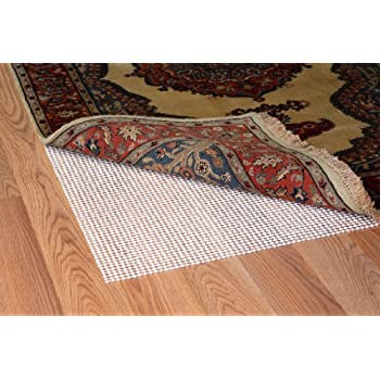 Amazon Com Ultra Stop Non Slip Indoor Rug Pad Size 5 X