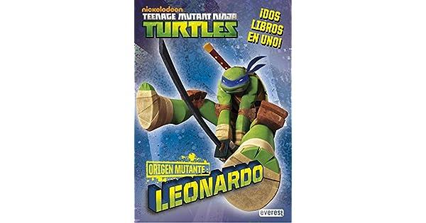 Amazon.com: Tortugas Ninja ; Origen mutante : Donatello ...