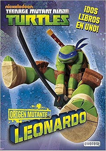 Teenage Mutant Ninja Turtles. Origen mutante. Donatello ...