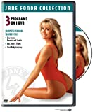 Jane Fonda Collection: Complete Personal Trainer Series - Low Impact Aerobics and Stretch; Abs, Buns & Thighs; Total Body Sculpting