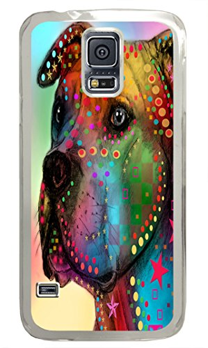 Samsung Galaxy S5 Cases & Covers -dog 02 Custom PC Hard Case Cover For I9600/S5 - Cheap Specs Online