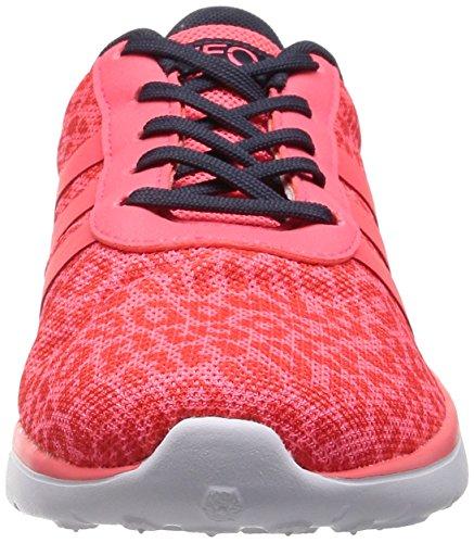 Adidas Neo Lite Racer, rojo / blanco, 5 M US - redzes/redzes/nny