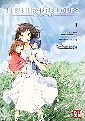 Amazon Fr Enfants Loups Les Ame Yuki Vol 1 Hosoda Mamoru