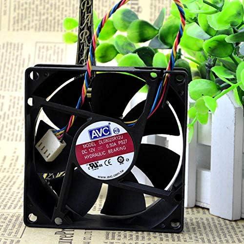 Rarido AVC DL08025R12U 8cm Fan 12V 0.5A PWM Hydraulic Bearing