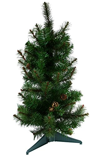 2 Foot Unlite Sherwood Forest Artificial Christmas Tree [MXT45 124]