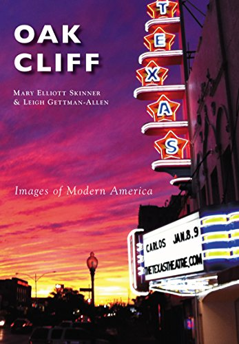 Oak Cliff (Images of Modern America) Book Cliff Photography