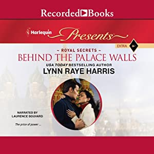 Behind the Palace Walls Audiobook