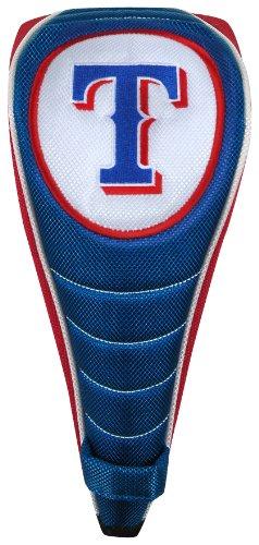 McArthur Texas Rangers Shaft Gripper Driver Headcover ()