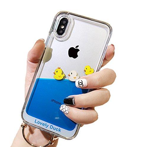 Smiley Magic Wand Quicksand Phone Case