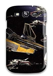 AcIexiF1275QuoPC JennaCWright Star Wars Movie Durable Galaxy S3 Tpu Flexible Soft Case