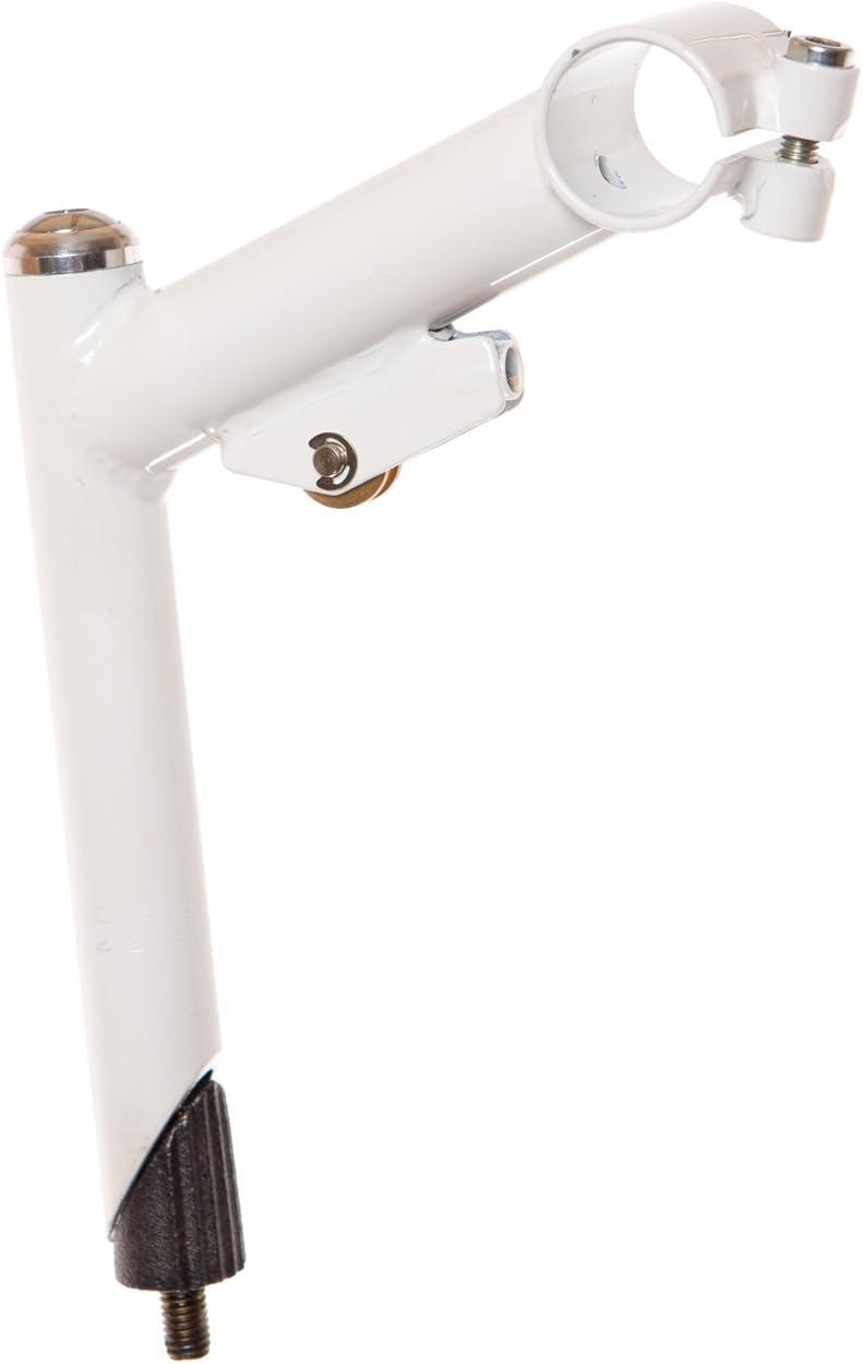 Bicycle Bike Quill Stem Riser 100mm Handlebar 25.4mm Clamp Handlebar Fitting