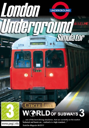London Underground Simulator for PC - Select Shop London