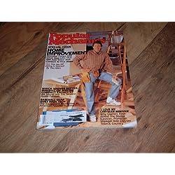 Tim Allen, Home Improvement Star, Popular Mechanics magazine, April 1993 issue.