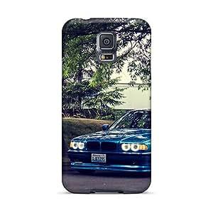 Galaxy S5 Bmw E38 750il Print High Quality Tpu Gel Frame Case Cover by icecream design