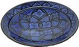 Ceramic Plates Moroccan Handmade Serving, Wall