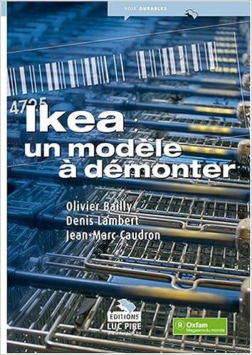 Livres gratuits en ligne Ikea : un modèle à démonter pdf, epub ebook