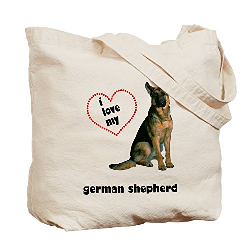 CafePress bolsa - de pastor alemán bolsa para herramientas de amante
