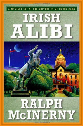 Irish Alibi (Mysteries Set at the University of Notre - Bend North At Outlets