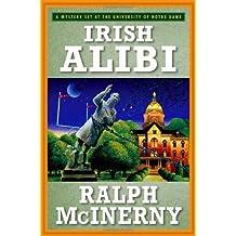 Irish Alibi (Mysteries Set at the University of Notre Dame)