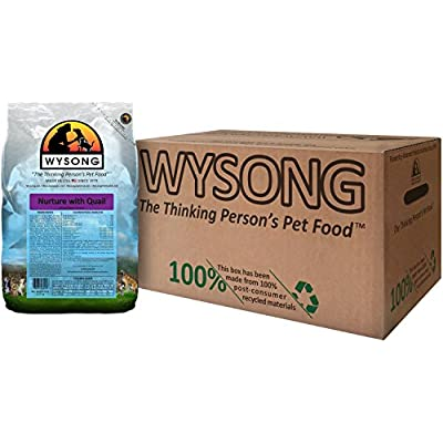Wysong Nurture With Quail Canine/Feline Formula Dog/Cat Food