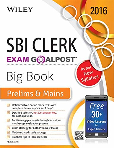 wileys-state-bank-of-india-sbi-clerk-exam-goalpost-big-book-prelims-mains
